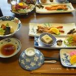 豊陣 - 料理写真:会席料理(松)
