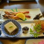 豊陣 - 会席料理(松)