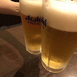 108181726 - 生ビールで乾杯!