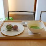 菓匠 花桔梗 - 料理写真: