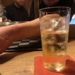 串焼きと酒かすおでん 三炭 -