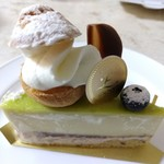 Patisserie Endo - 料理写真: