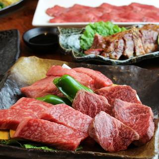 ≪お肉の厚さ選べます≫好みに合わせた自分だけの贅沢焼肉。