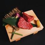 焼肉屋 牛匠 - 特選ハネシタステーキ