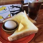 ハンズカフェ - 料理写真: