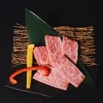 焼肉屋 牛匠 - 特選三角バラ