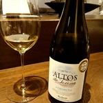 108193515 - 白ワインはAltos de Torona Albariño