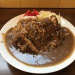 洋食すいす - カツカレー(大盛)