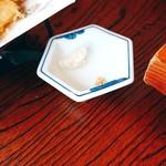 力寿司 - 薬味