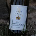ワインサロン 銀座G.G. - ハム醸造所 ダッハスベルク リースリング