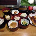 居酒屋 とよ志の亭 - 「日替定食」600円