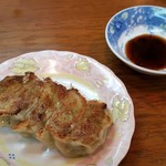 中華料理ぼたん - P.S. 餃子も美味しかったです。
