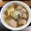 坂内 - 料理写真:喜多方わんたんラーメン