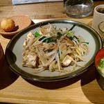島ごはん - 豆腐チャンプルー