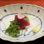 赤坂和食 閑人 - 味は良い