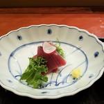 赤坂和食 閑人 - 薄いのですが
