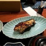 赤坂和食 閑人 - こんがりと焼きあがったむつ西京