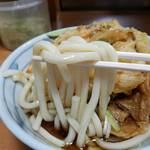 加賀 - うどんリフト