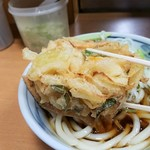 加賀 - かき揚げリフト