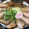寅真らーめん - 料理写真:牛のコク塩チャーシューメン(1,030円)