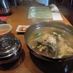 レインボー - テールスープ定食