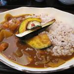 10821745 - 薬膳根菜カレー
