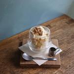 HAGI CAFE  - バニラアイスクリーム