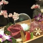 焼肉 夜桜 -