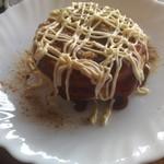 住友 - 料理写真:たこばん焼き