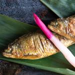 近江やWabisuke - 【季節限定】琵琶湖名産の小鮎のお料理も