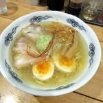 支那そば 大和 - 料理写真:鶏塩そば