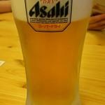 ねぎっこ - 生ビール