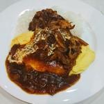 Restaurant DINO 洋食屋 - 料理写真:オムハヤシライス