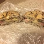 ディサンイチロク - ベーコンチーズセサミ