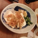 水炊き・焼鳥 とりいちず酒場 - 豆腐