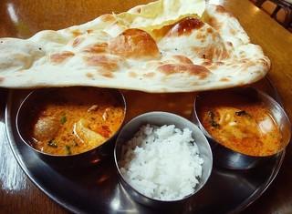 ナタラジャ - holiday lunch Bランチ(フィッシュ&チキン)