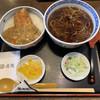 ごまそば遊鶴 - 料理写真: