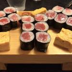 和泉屋 - シメの細巻き