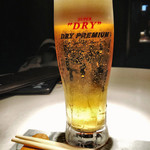THE PRIVATE DINING Banboo Garden - 生ビール