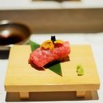 しゃぶしゃぶ 牛芳 - 大好物♡肉寿司