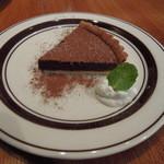 タベルナ・エスキーナ - チョコレートタルト
