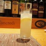 トラットリア・アルモ - 食後酒