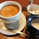 浪芳庵 - コーヒー