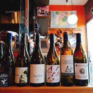スペイン産、自然派【Bio(ナチュラル)】ワインも多数‼