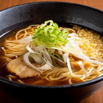 魔界ラーメン 月光 - 料理写真:エターナル醤油ラーメン