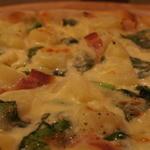 手作りピッツァ・お惣菜ルーティーン - 具沢山