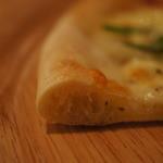 手作りピッツァ・お惣菜ルーティーン - 端っこカリカリ