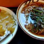 そばよし - 料理写真: