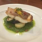 nobu - 本日の魚料理