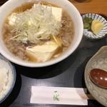 108244929 - 肉豆腐 750円
